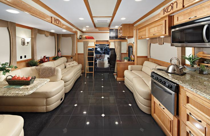 Recreational Vehicle Interiors | Products | Renegade RV