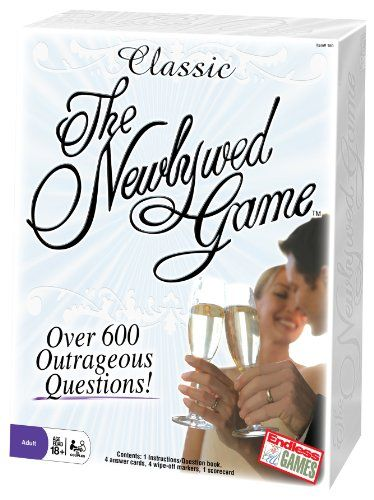 Classic The #Newly #Wed #Game-NEW