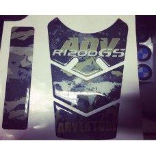 bmw r1200gs adv tank pad