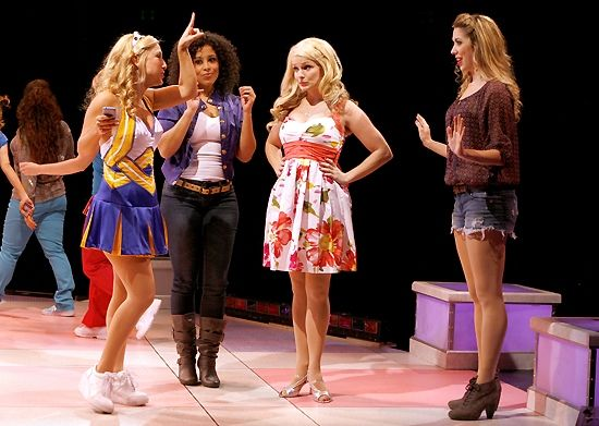 best legally blonde costumes images legally  photo flash first look at nsmt s legally blonde