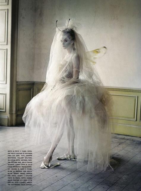 Tim Walker Fairy Sprite Couture