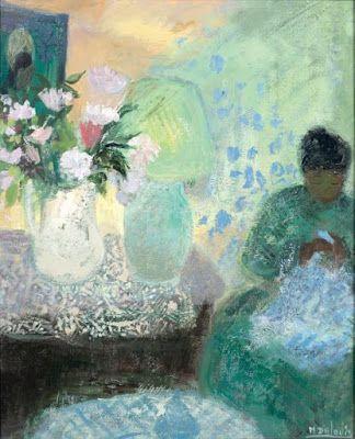 Figuration Feminine: Nancy Delouis (1941)