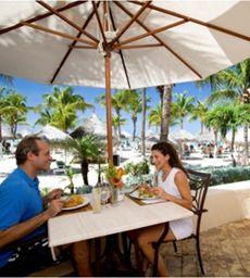 #aioutlet This restaurant seems fun and it's beach front!  Nothin' better!  Beach-club-playa from: http://www.occidentalhotels.com/resort/occidental-grand-aruba/restaurants