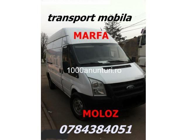 TRANSPORT MARFA,MOBILA,MUTARI 0784384051DEBARASARI,EVACUARI MOBILA ETC Bucuresti Sector 1 - Anunturi Romania