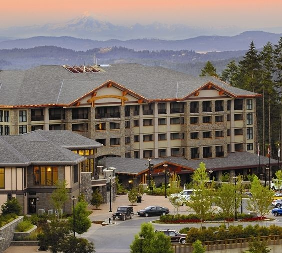 The Westin Hotel Bear Mountain Victoria bc.  Golf Resort & Spa