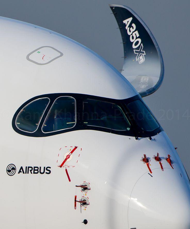 https://flic.kr/p/qek7Ap | Airbus A350XWB | F-WWCF / MSN 002