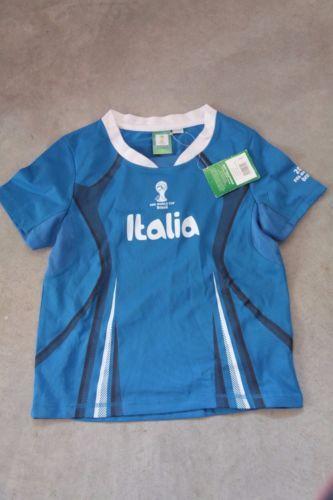 FIFA-World-Cup-2014-Brazil-Italia-10-Football-shirt-Size-134-140-8-10-Years