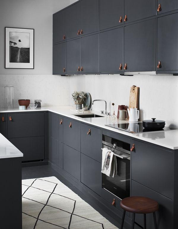 Köksinspiration – Grått, grått och ännu mer grått! ‹ Dansk inredning och design