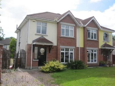 An attractive four bed semi detached family home which comprises entrance hall, kitchen/dining room, sitting room and ground floor toilet. Available for sale near Waterford.