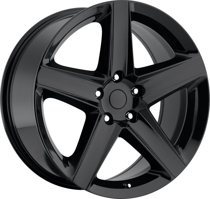 Jeep Grand Cherokee 1999-2010 20x9 5x5 34.7 - SRT8 Style Wheel - Satin Black With Cap
