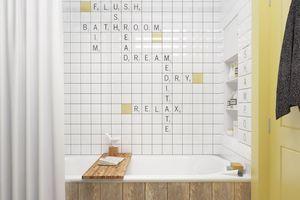 Les bonnes idées pour une salle de bains plus stylée