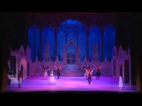 The Nutcracker Ballet In Full from the Royal Ballet in London