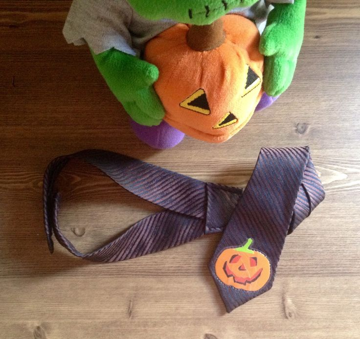 A personal favorite from my Etsy shop https://www.etsy.com/listing/179329437/halloween-neckties-for-kids-ideal-for