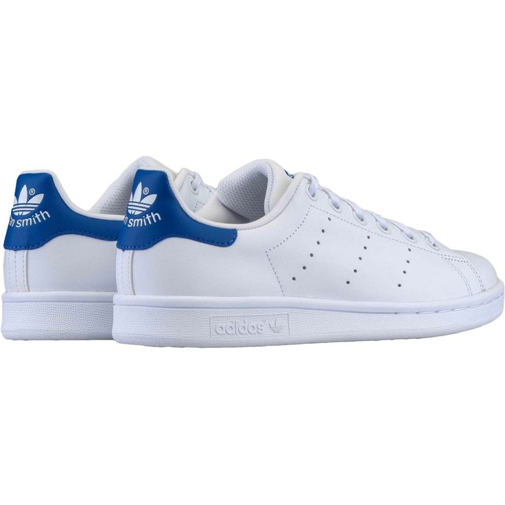 Adidas Boys Grade School Stan Smith White/Blue