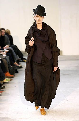 Angelo Figus 'Nocturne' F/W 2002