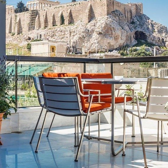CORO: Athens Was Hotel with SG chair and round table by CORO outdoor furniture, elegant ... http://www.davincilifestyle.com/coro-athens-was-hotel-with-sg-chair-and-round-table-by-coro-outdoor-furniture-elegant/    Athens Hotel with SG chair and round table by CORO outdoor furniture, elegant view of History #corooutdoor #arredare #madeinitaly #home #elegance # Travel #athoms #holiday #hotel #outdoors #outdoorliving #outdoorfurniture #furnituremodern #furnituredesign #decorat