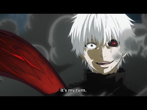 Tokyo Ghoul Trailer [English Subbed] - YouTube