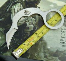 Celui Karambit Couteau Fixe D2 Lame Couteau Mini Couteau de Chasse de Poche de Survie Tactique Couteaux Camping En Plein Air Outil Kydex Gaine(China (Mainland))