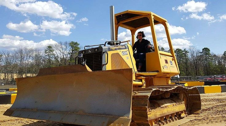 Would you pay $200 to drive an asphalt roller or a bulldozer? Lots of adults would — that's why there's Diggerland XL.