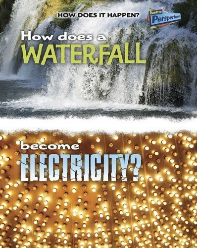 What is the world's tallest waterfall? How do dams help generate water power? What happens when a waterwheel spins? In this book STEMist will explores the causes and effects that shape our world and demonstrates how both natural and man-made phenomena occur as well as touches on other types of energy and problems and benefits associated with water-power.