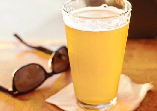 Centennial Blonde Ale Made From Beer Recipe