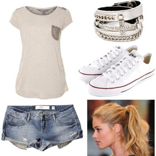 17 Best ideas about Cute Outfits With Shorts on Pinterest | Teen ...