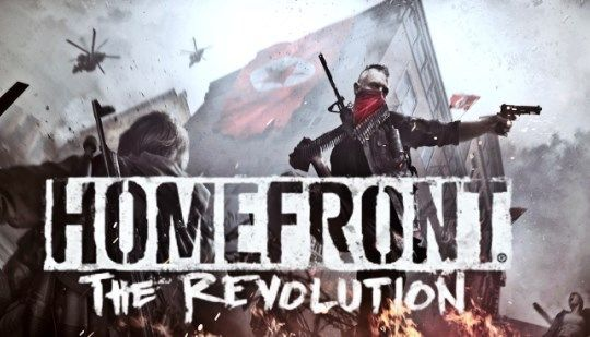 """""""Homefront: The Revolution"""" preview"""