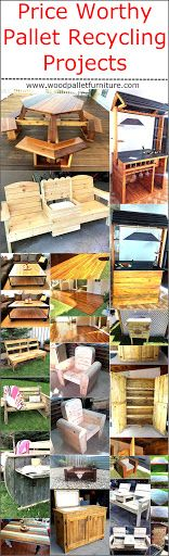 Not only the wooden pallets are great because they can be reshaped into unlimited ideas to decorate the home, but due to the reason that all the projects made up of wood pallets are price worthy and …