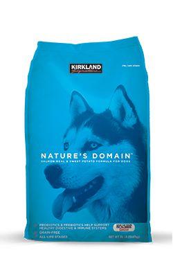 Kirkland Signature Pet Food and Pet Supplies > Natures Domain Brand