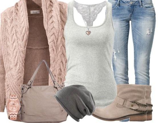 http://www.stylefruits.de/freizeitoutfit-shine-bright-like-a-diamont/o3146123?utm_source=pinterest&utm_medium=referral&utm_campaign=outfit20141228-o3146123Casual Outfit für gemütliche Zeiten!