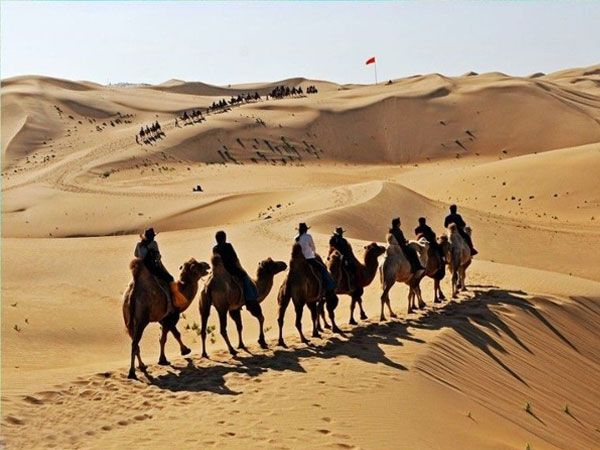 Did you know Inner Mongolia is actually not part of Mongolia? #travel #china https://sublimechina.com/8-things-experience-inner-mongolia/