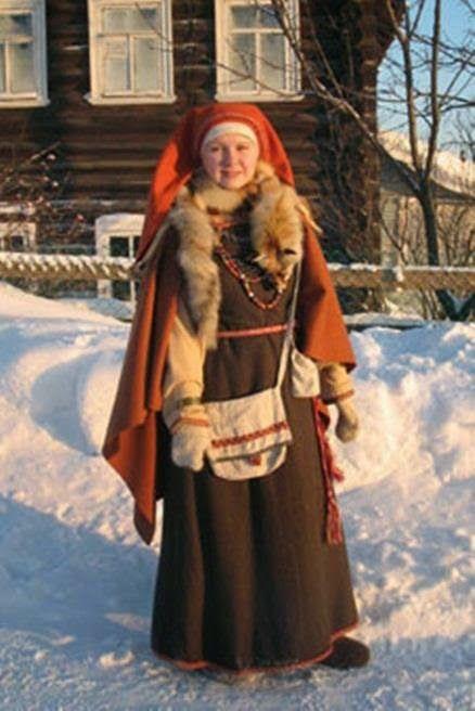 Kareller - Karjalaiak - Karelians - Карелы
