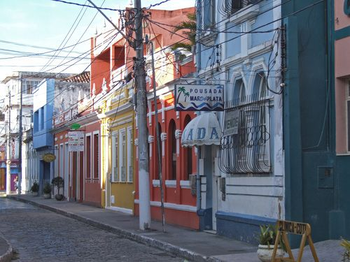 Centro Histórico (Historic Center). Ilhéus, Bahia, Brasil.