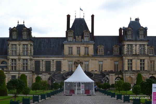Le Château de Fontainebleau, Spring 2016, Fontainebleau, France.