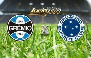 Prediksi Skor Gremio vs Cruzeiro 2 Juli 2015 | Prediksi Gremio vs Cruzeiro | Prediksi Skor Gremio vs Cruzeiro Liga Brasil Serie A | Prediksi Gremio vs Cruzeiro 2 Juli 2015 | Agen Judi Online – Pada lanjutan pertandingan Liga Brasil Serie A kali ini akan mempertemukan 2 tim yaitu Gremio berhadapan dengan Cruzeiro. Laga antara Gremio vs Cruzeiro kali ini akan di selenggarakan di Arena do Gremio pada tanggal 2 Juli 2015 pukul 08.00 WIB.