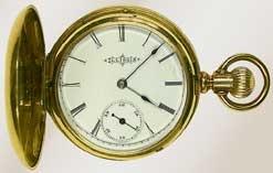 Illinois Watch Co. Antique Pocket Watch