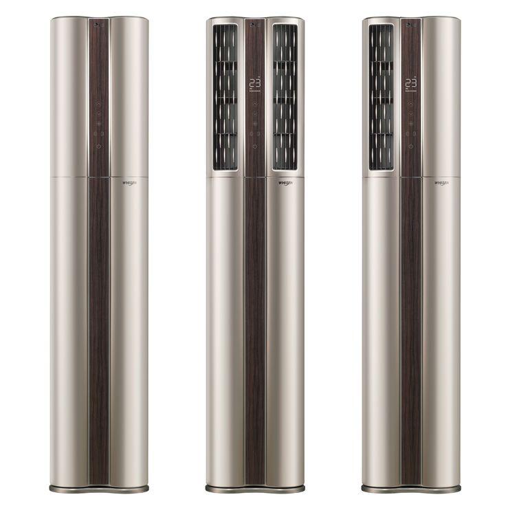 2015 PIN UP Design Award Winner LG Whisen 'Dual' Air-conditioner