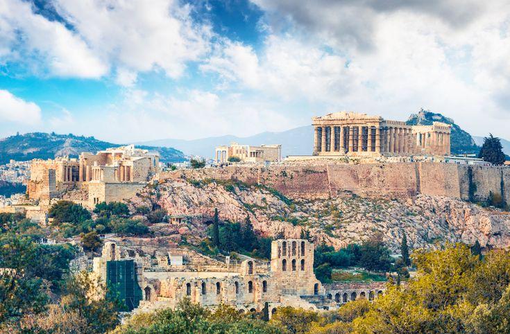 Ateena Hotellit