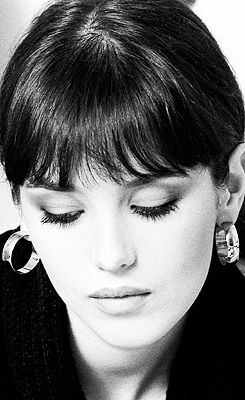 Isabelle Adjani photographed by Claude Azoulay, 1977