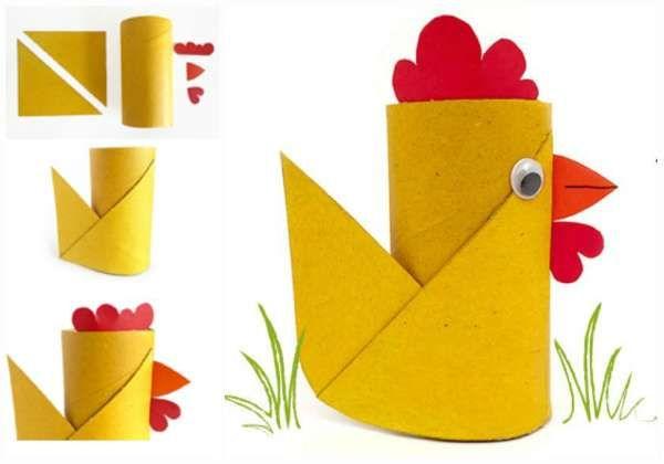 La poule de Pâques