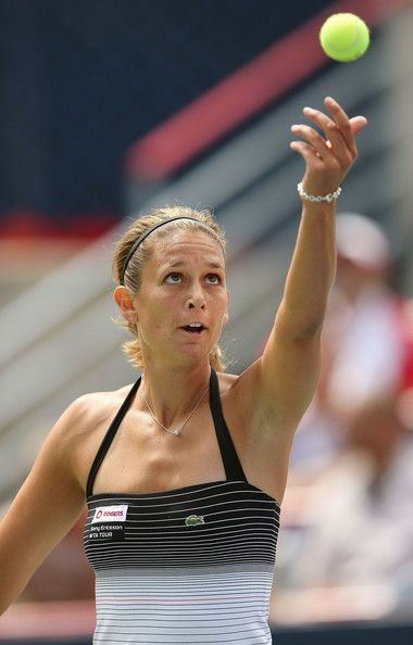 Marie-Eve Pelletier - Rogers Cup Day 2
