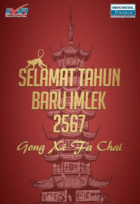 Happy Chinese New Year to you guys! Semoga berbahagia