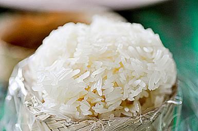 {coconut rice}