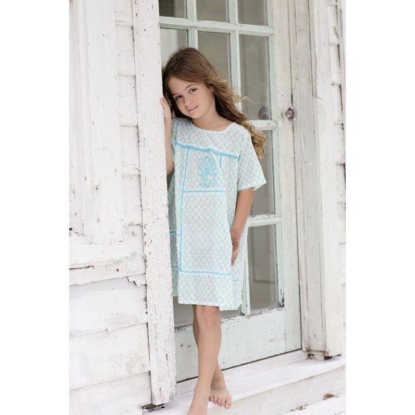 Girls Rhada Dress - Haveli Shop at: www.angelfishdragonfly.com.au