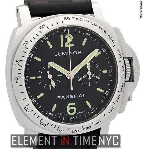 Panerai Luminor Collection Luminor Chronograph Lemania Movement Special Series Ref. PAM 215 Price On Request