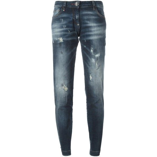 25  best ideas about Ripped boyfriend jeans on Pinterest | Ripped ...