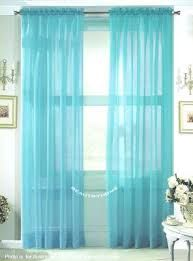 Light Blue Bedroom Curtains