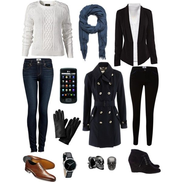 """John Watson and Sherlock Holmes Outfit"" by sydney-pugmire on Polyvore"