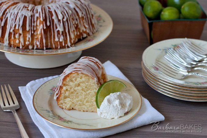 Key lime pound cake, Key lime and Pound cakes on Pinterest