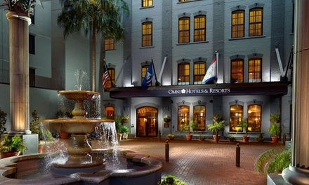 Found at the heart of New Orleans' artsy Warehouse District, this hotel is close to the convention center, the French Quarter, and museums